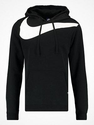Nike Sportswear HYBRID Luvtröja black/white