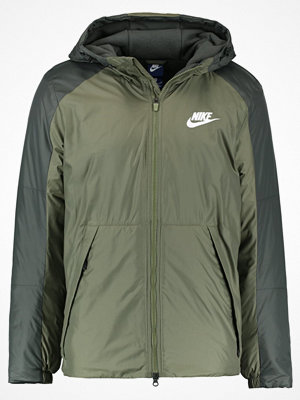 Nike Sportswear Allvädersjacka medium olive/midnight fog/white