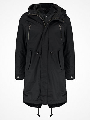Selected Homme SHNCLASH 2IN1 Parkas black