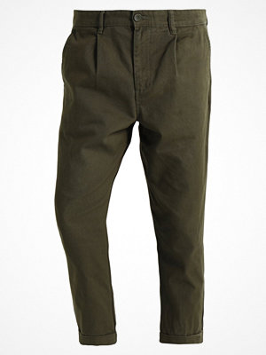 Only & Sons ONSTWILL WIDE LEG Chinos olive night