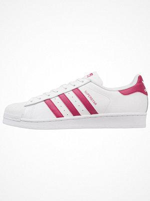 Adidas Originals SUPERSTAR Sneakers footwear white/mystery ruby
