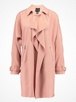 Trenchcoats - New Look BAILEY UPDATE Trenchcoat pink