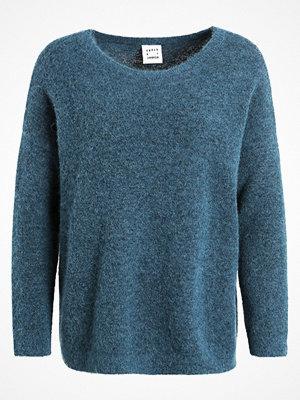 Karen by Simonsen PANTHER Stickad tröja blue coral