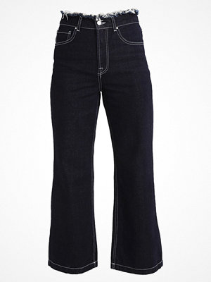 Topshop Flared jeans indigo