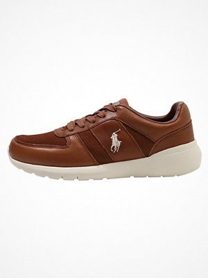 Polo Ralph Lauren CORDELL Sneakers deep polo tan/dee