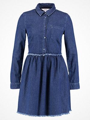 Miss Selfridge Jeansklänning blue