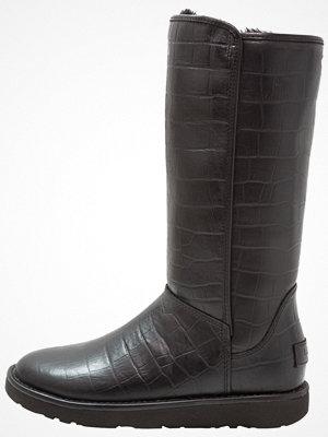 Boots & kängor - UGG ABREE II CROC Vinterstövlar black