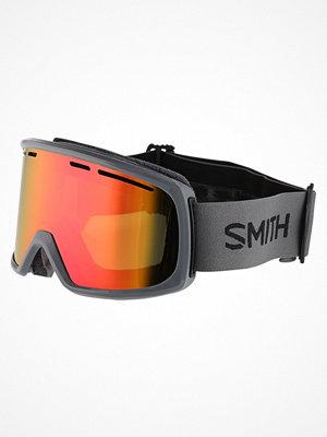 Skidglasögon - Smith Optics RANGE      Skidglasögon charcoal