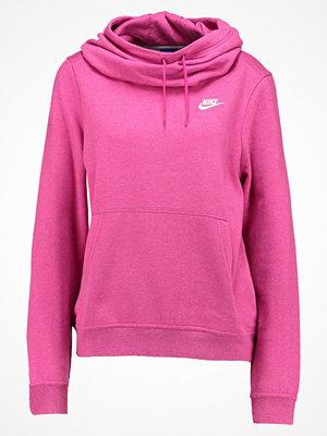 Nike Sportswear Luvtröja lethal pink/htr/lethal pink/(white)