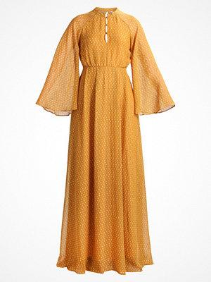 YAS YASGLOWA  Maxiklänning chinese yellow