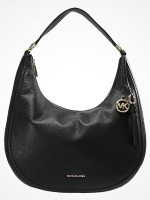 Handväskor - MICHAEL Michael Kors LYDIA HOBO Handväska black