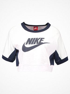 T-shirts - Nike Sportswear Tshirt med tryck pearl pink/sail/obsidian/obsidian