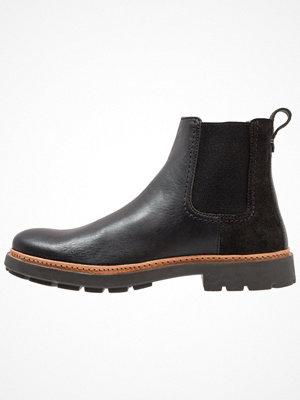 Boots & kängor - Clarks TRACE BEAM Stövletter black