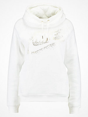 Nike Sportswear RALLY METALIC Luvtröja white/white
