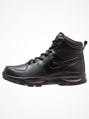 Sneakers & streetskor - Nike Sportswear MANOA LEATHER Höga sneakers schwarz