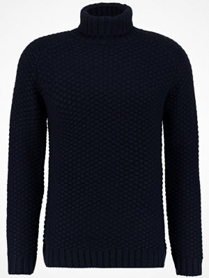 Tröjor & cardigans - Suit INGMAR Stickad tröja navy