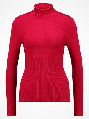 Morgan MENTOS Stickad tröja rubis