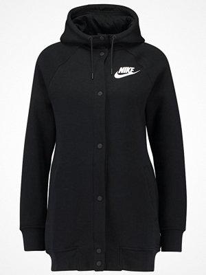 Street & luvtröjor - Nike Sportswear RALLY  Sweatshirt black