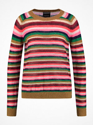 Scotch & Soda SOFT STRIPED CREW NECK  Stickad tröja combo