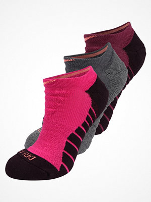 Nike Performance DRY CUSH NO SHOW 3 PACK Ankelsockor bunt