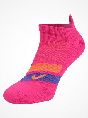 Nike Performance PERFORMANCE CUSHIONED NOSHOW RUNNING Ankelsockor lethal pink/purple comet/wild mango