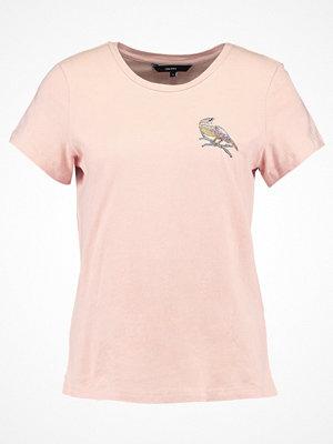 T-shirts - Vero Moda VMCLARA  Tshirt med tryck rose cloud