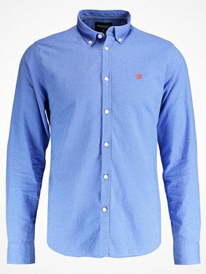 Skjortor - Springfield PINPOINT REFRESH CODERA CUSTOM FIT Skjorta blue