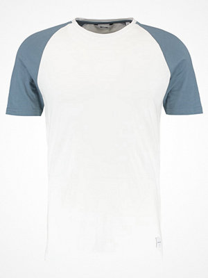 Only & Sons ONSDUSTY RAGLAN Tshirt med tryck blue mirage