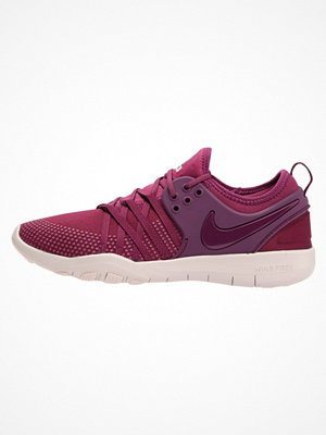 Sport & träningsskor - Nike Performance FREE TR 7 Löparskor tea berry/bordeaux/silt red