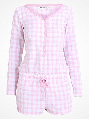 Pyjamas & myskläder - Even&Odd Pyjamas white/pink