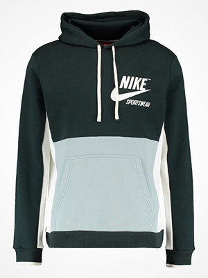 Nike Sportswear ARCHIVE Luvtröja outdoor green/light pumice/sail