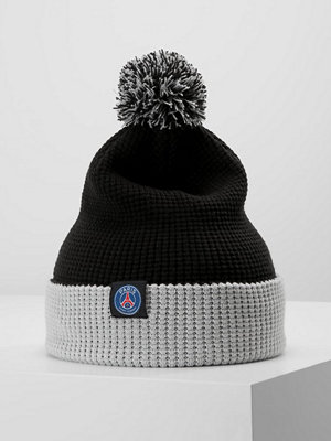 Mössor - Nike Performance PARIS ST GERMAIN BEANIE Mössa black/pure platinum