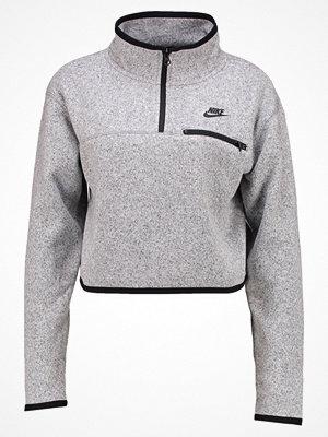 Nike Sportswear W NSW TOP HZ SUMMIT Sweatshirt dk grey heather/(black)