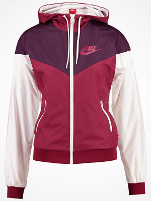 Nike Sportswear Tunn jacka port wine/team red