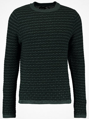 Only & Sons ONSDOC CREW NECK Stickad tröja darkest spruce