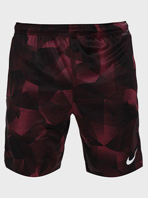 Nike Performance DRY SQD Träningsshorts university red/black/white