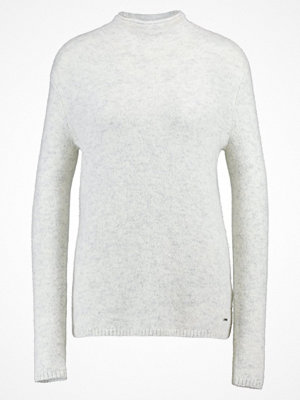 Calvin Klein Jeans SANDY Stickad tröja egret heather