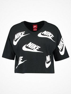 T-shirts - Nike Sportswear FUTURA TOSS Tshirt med tryck black