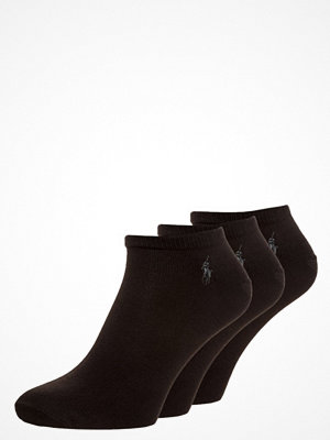 Strumpor - Polo Ralph Lauren GHOST 3 PACK Strumpor black