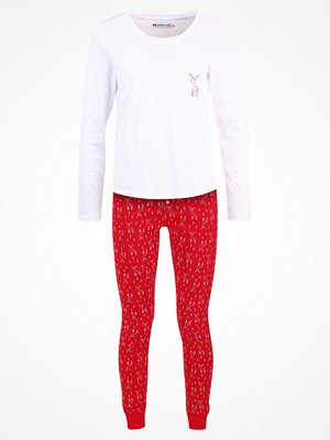 Pyjamas & myskläder - Even&Odd SET Pyjamas red