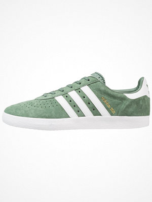 Adidas Originals 350 Sneakers trace green/footwear white/gold metallic