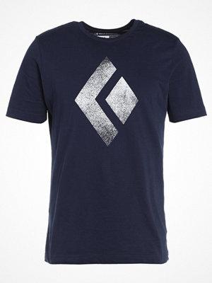 Black Diamond CHALKED UP  Tshirt med tryck captain