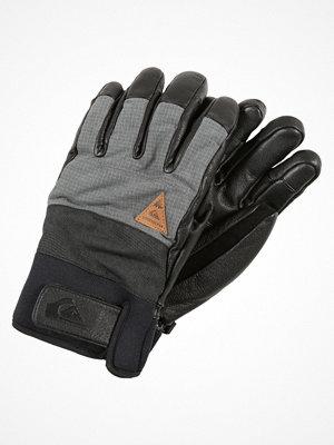 Handskar & vantar - Quiksilver SQUAD Fingervantar black