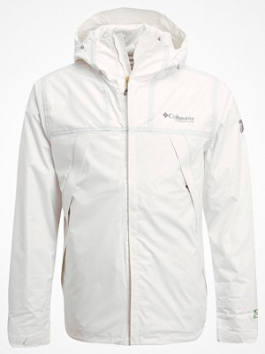 Regnkläder - Columbia OUTDRY EX ECO INSULATED SHELL Outdoorjacka white undyed