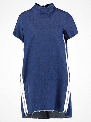 Glamorous Jeansklänning blue denim