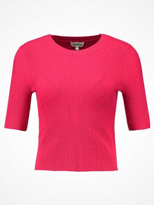 Weekday HARMONY Tshirt med tryck pink