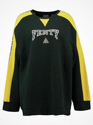 Fenty PUMA by Rihanna CREW NECK TAPING Sweatshirt scarab/lemon