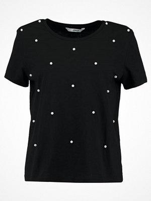 Only ONLSANTI  Tshirt med tryck black
