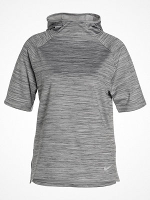 Nike Performance Tshirt med tryck wolf grey/heather/silver