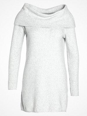 Only ONLCELIA Stickad tröja light grey melange